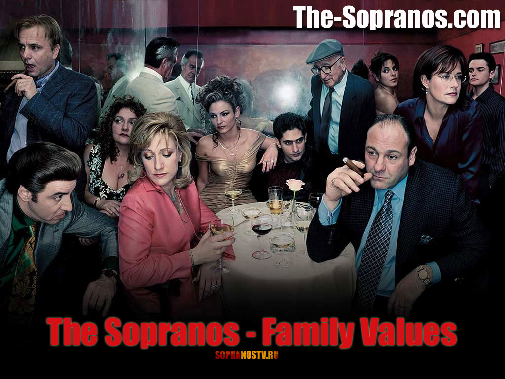 a paper on tv show the sopranos and crime families in the us Twelve members of three new york crime families have been charged with racketeering conspiracy in the waste industry after multi-year investigation.